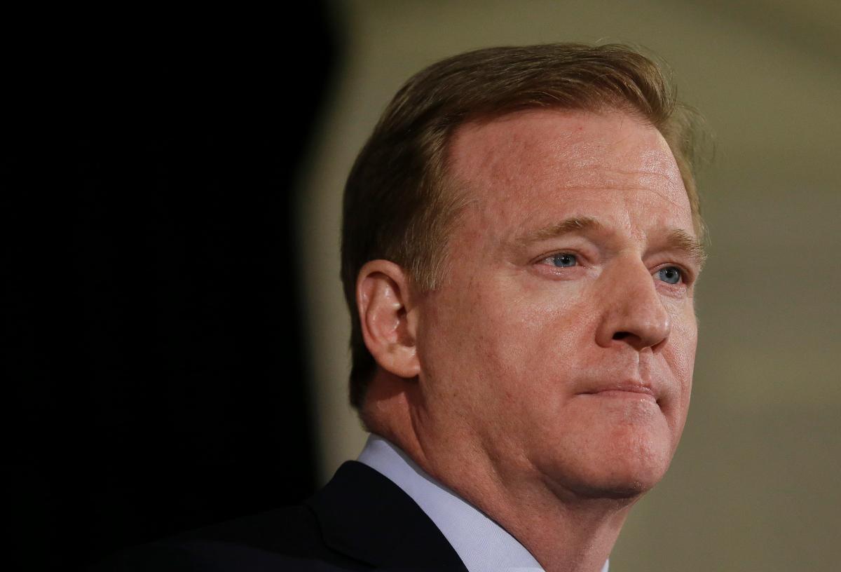 Roger Goodell is not dead, NFL's Twitter account was hacked