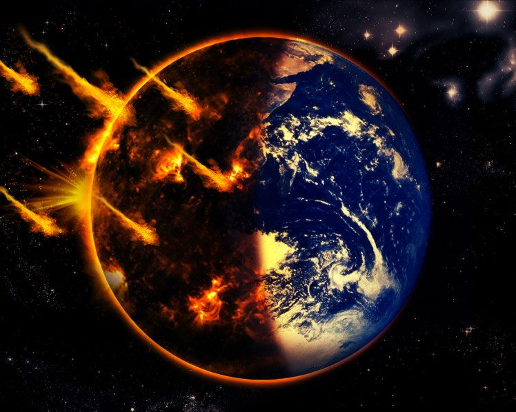 Is the world going to end in a global apocalypse this Friday?