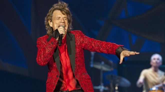 Sir Mick Jagger expecting eighth child