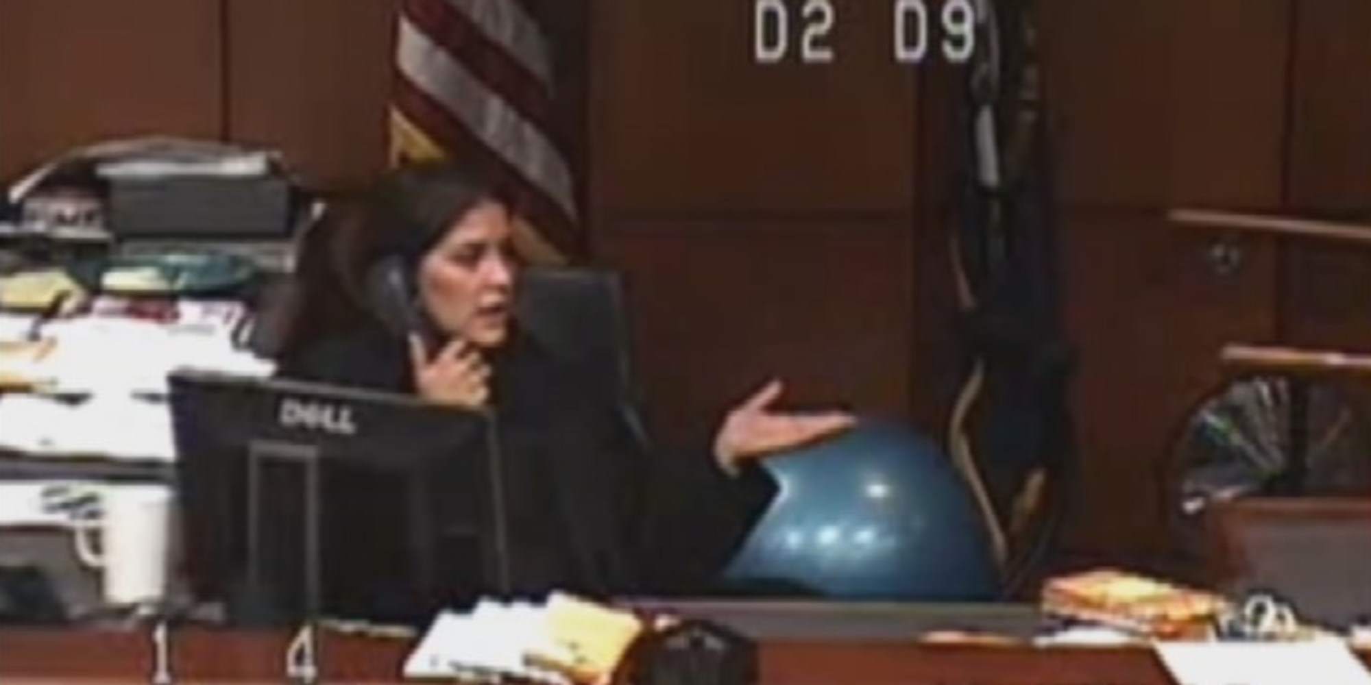 Kentucky Judge Outraged After Woman Was Brought to Court Without Pants