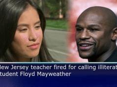 Teacher Fired for Calling Black Student