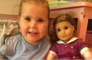 Toddler Who Lost Her Arms and Legs Gets Doll With Matching Prosthetic Limbs