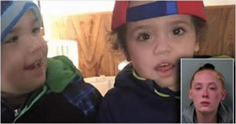 Mom Arrested in Connection to Deaths of Twin Sons, 2, Killed in Fire While Home Alone