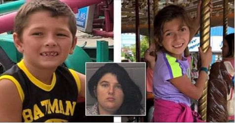 Mother Charged With Murder After Driving Her 2 Dead Children to Police Station