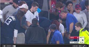 Lost Ring During Proposal At Major League Baseball Game