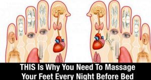 The Benefits Of Massaging Your Feet Before Bedtime