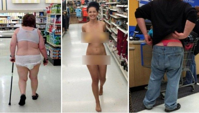 10 Extremely Odd Images Spotted At Walmart