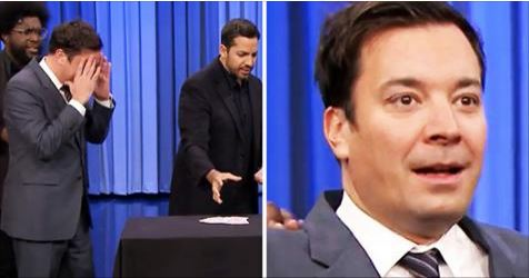 David Blaine Blows Jimmy Fallon's Mind With His New Crazier Magic Tricks