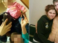 MOTHER AND BOYFRIEND CHARGED WITH INJECTING THREE CHILDREN WITH HEROIN