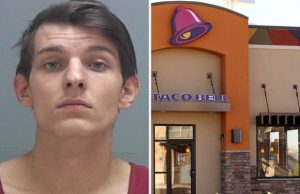 Taco Bell Employee Assaults 64-Year-Old Customer Using Martial Arts-Style Kicks
