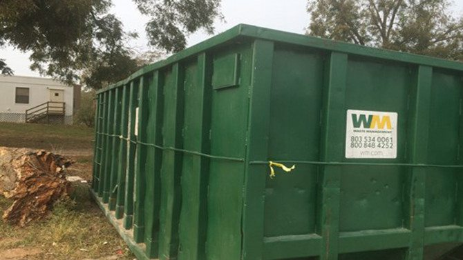 Teen Charged After Baby Is Found in College Campus Dumpster