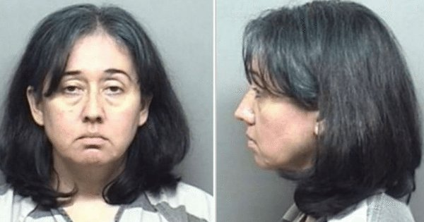 Cops Find Teacher Sitting In SUV Half-Naked By Herself. Then They See Who's Hiding In The Back Seat