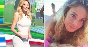 Diletta Leotta on nude photos