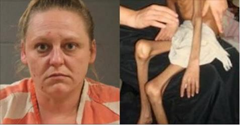 UTAH MOM ARRESTED FOR LOCKING SON IN BATHROOM FOR A YEAR