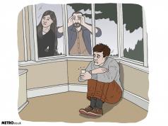 social anxiety friend