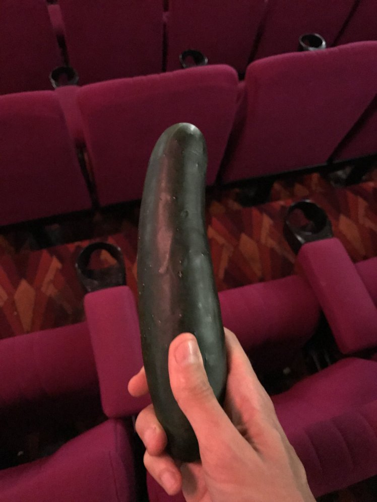 50 shades darker cucumber