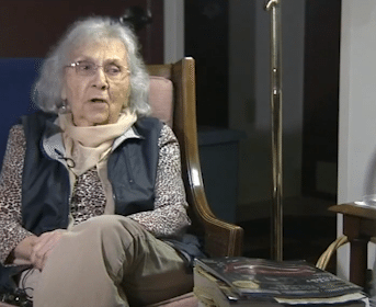 elderly woman who faked hiv