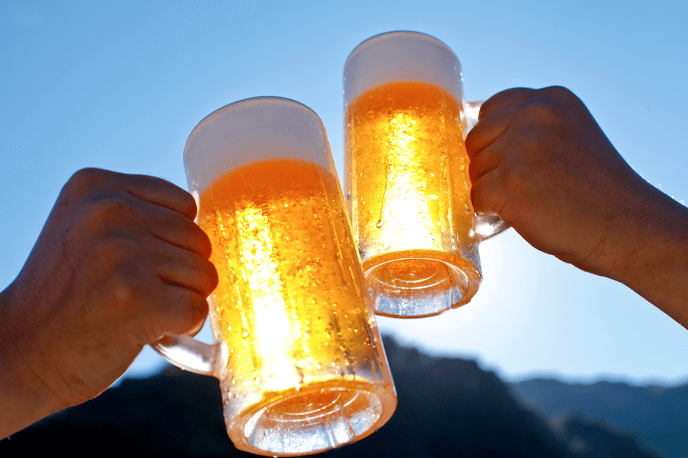 beer compan pays you to drink beer