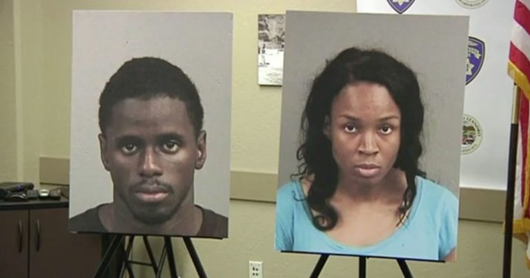 Couple arrested for alleged attempted murder of baby in San Leandro McDonald's