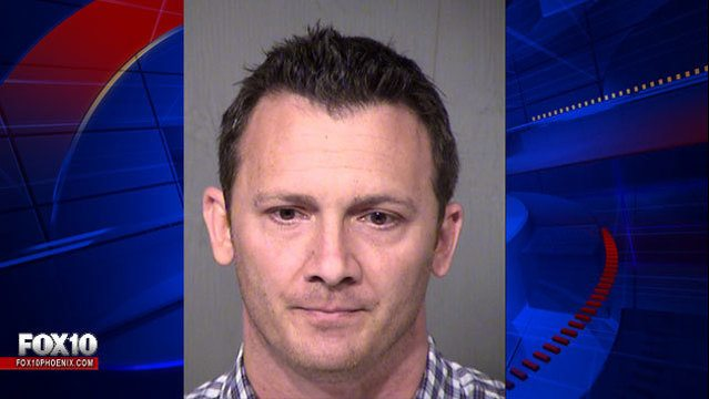 Arizona Man Stealing Womans Purse on 1st Date