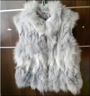 Fur Coat from cat