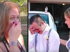 Mom started crying when this date arrives to take her rejected son to school dance