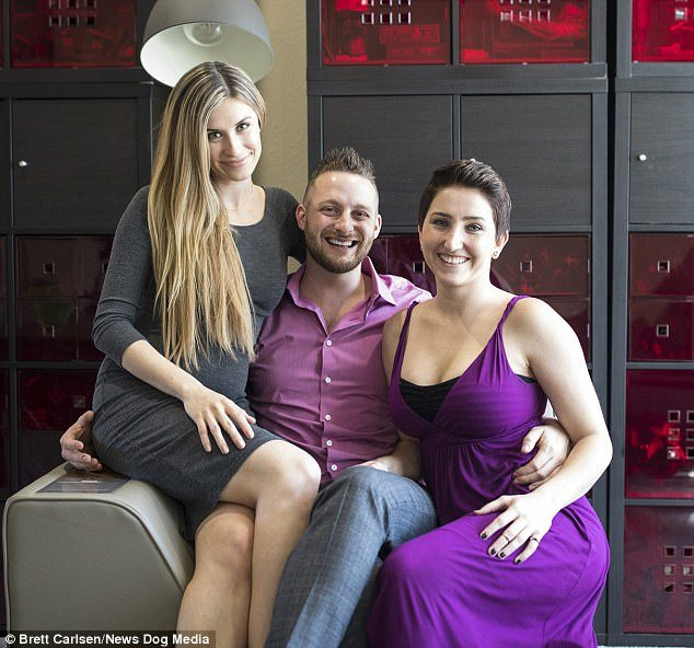 British Guy Is Set To Become A Dad With His Two Girlfriends