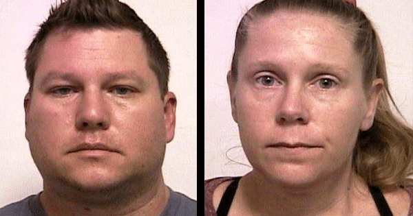 Mom And Dad Force 10-Year-Old To Sleep Outside