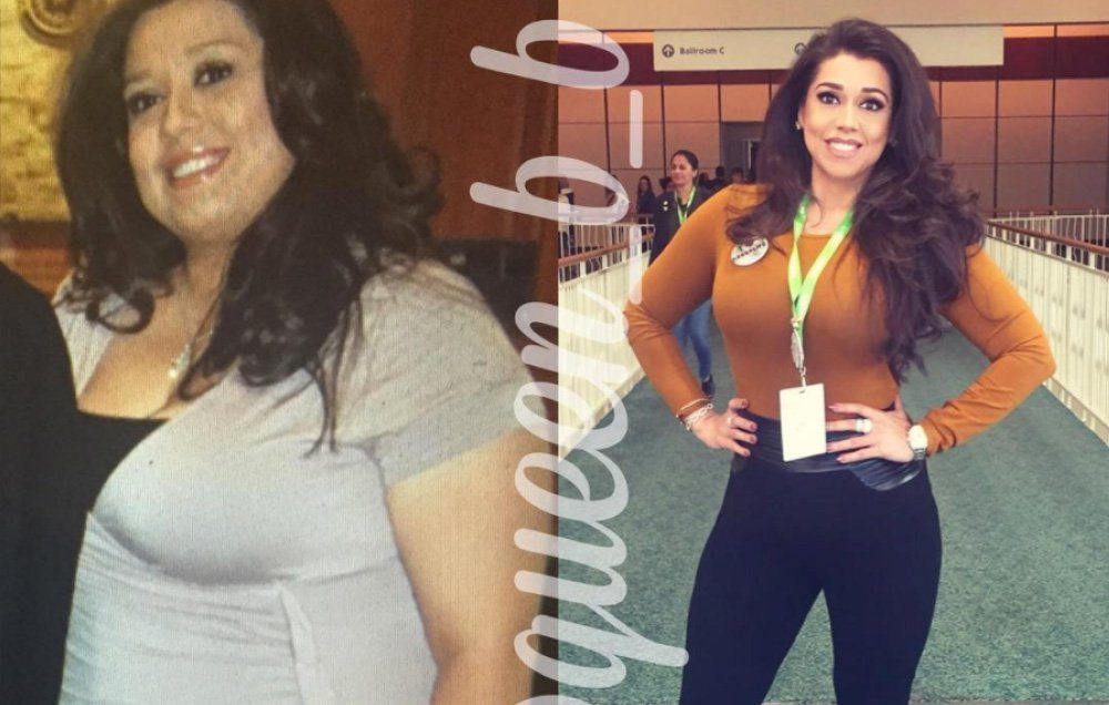 Mom loses 103 pounds to spite her husband and his mistress