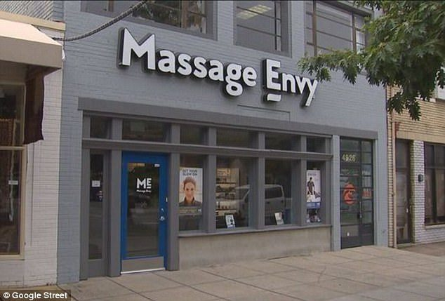 Maryland Masseur Suddenly Licked Woman's Genitals While At Work